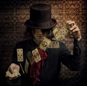 mago-con cartas