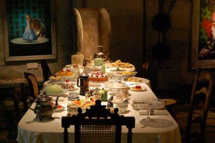 mesa de cena